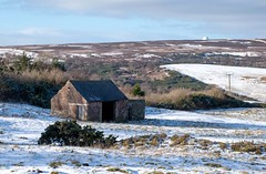 A couple of hours later.... (odell_rd) Tags: alnwick northumberland barn snow coth coth5