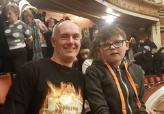 Day 22 (Iain Purdie) Tags: austin son theatre kingstheatre glasgow rockofages musicac play 2019 happy