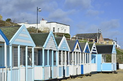Southwold beach huts (Kirkleyjohn) Tags: southwold beach beachhut beachphotography suffolk