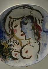 Deux femmes, 1953 (RarOiseau) Tags: aixenprovence paca bouchesdurhône exposition chagall
