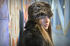 Soul Love (plot19) Tags: love light liv lowry look salford salfordquays quays quay manchester nikon north northern northwest now england english russian uk britain british family fashion fasion face teenager plot19 photography people portrait daughter hat