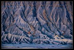 It All Falls Down [Explored] (Aaron M Photo) Tags: aaronmeyersphotography coloradoplateau d800 desert factorybutte mancosshale nikon nikond800 southernutah utah badlands butte landscape mesa mudflats nature sunrise
