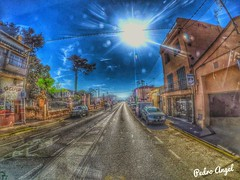 #HDR   elevado al cubo. (Pedro Angel Prados) Tags: hdr calle street gopro hero5 black ƒ28 30 mm 12347 100