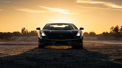 Twin Turbo Lamborghini 2 (Arlen Liverman) Tags: exotic maryland automotivephotographer automotivephotography aml amlphotographscom car vehicle sports sony a7 a7iii lamborghini turbo sunset