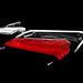 1961 Cadillac Tail Fin Light Disassembled Exploded View
