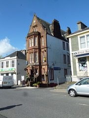 Hotel Star in Moffat tall and thin (johnmsouthall) Tags: hotels bars pubs