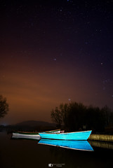 Night at Llangorse lake (technodean2000) Tags: night llangorse lake nikon d610 lightroom uk stars boat water river boats trees tree sky digital photo photography blend blending ps photoshop light lit south wales ©technodean2000 welsh d810 photographer technodean2000 lr nik collection flick flickr wwwflickrcomphotostechnodean2000 www500pxcomtechnodean2000