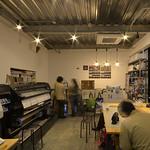 印刷ショップの写真
