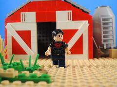 Kent Farm (-Metarix-) Tags: lego super hero minifig dc comics comic superboy kent farm smallville conner universe