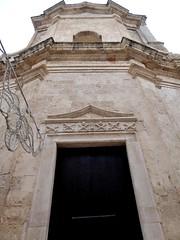 Polignano a Mare (Puglia-Italia). Iglesia del Purgatorio. Fachada (santi abella) Tags: polignanoamare apulia puglia italia