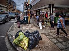 Crossroads. Pretoria, South Africa (varfolomeev) Tags: 2019 юар город улица fujifilmxt10 samyang12mm southafrica city street