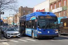 IMG_4810 (GojiMet86) Tags: mta nyc new york city bus buses 2017 xn40 743 b6 avenue j east 15th street