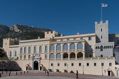 Facade,  Prince's Palace, Monaco (Peter Cook UK) Tags: france monaco 2019 palace facade princes