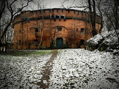 Citadel Lviv : Austro-Hungarian Fortification and Nazi Death Camp. (Chris Belsten) Tags: austrohungarian lviv ukraine austrohungarianarchitecture fortification citadellviv lvov towerofdeath nazideathcamp prison stalag325 stalag328