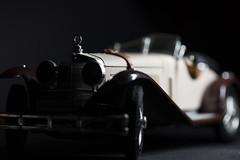 Mercedes Benz SSK 1928 Burago 1/18 [Explore] (Marius K. Eriksen) Tags: mercedes benz ssk 1928 burago 118
