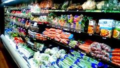 Supermarket produce department! (Maenette1) Tags: produce department vegetables jacksfreshmarket menominee uppermichigan flicker365 allthingsmichigan absolutemichigan projectmichigan