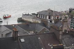 Rooftops of Cobh (lazy south's travels) Tags: cobh countycork ireland irish europe european building architecture urban coast coastal seaside ferry boat pier