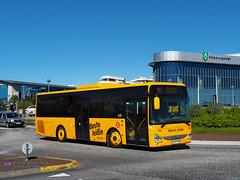 Iveco Crossway LE 10 - Strætó bs 340 (Pi Eye) Tags: bus autobus strætó reykjavik irisbus iveco crossway crosswayle
