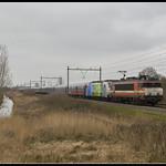 Rail Experts 9901 + BTE 186 295, Portengen thumbnail