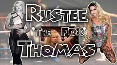 My new video premieres soon (queen.catch) Tags: catchqueenyoutube youtuber patterned tights leotard rustee fox thomas women wrestling drag queen crossdresser