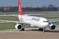 Airbus A330-303 - TC-JOD - HAJ - 30.03.2019 (1) (Matthias Schichta) Tags: haj hannover hannoverlangenhagen eddv planespotting flugzeugbilder turkishairlines airbus a330300 tclod