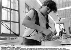 "Sweat Shop 1 (hoffman) Tags: asian female horizontal iron ironing lady pressing steam sweatshop textile woman work davidhoffman wwwhoffmanphotoscom london uk davidhoffmanphotolibrary socialissues reportage stockphotos""stock photostock photography"" stockphotographs""documentarywwwhoffmanphotoscom copyright"