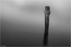 Poller (geka_photo) Tags: gekaphoto kiel schleswigholstein deutschland hafen förde kielerförde lzb langzeitbelichtung schwarzweis maritim maritimes