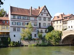 River Regnitz scene 2 (Tico Productions) Tags: riverregnitz buildings bamberg architecture