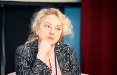 Любовь Казаченкова (РГДБ / RGDB) Tags: библиотека ргдб россия портрет люди people portrait rgdb russia library librarian woman