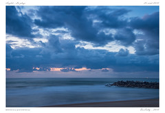 Anglet - Pays basque (BerColly) Tags: france paysbasque anglet ciel sky nuages clouds mer ocean pauselongue longexposure horizon bercolly google flickr
