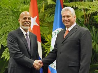 Prime Minister Visit to Cuba