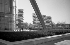 C06_F80_20190204_028_JPEG 2000 (Domenico Cichetti) Tags: milano citylife olympus olympusxa studional fomapan100 monocrome bw blackwhite blackandwhite bn argentique selfdevelope architecture