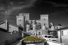 Castillo Ampudia (*efejota*) Tags: piedra castillo desturado