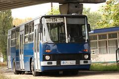 KPX-922 (Adamkings14) Tags: kpx922 ikarus 260 bkv bkk budapest
