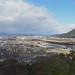 View north toward Mikamiyama from  Nikkoyama (日向山)