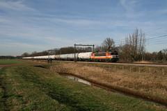 RFO 1828 (Harrys Train photos) Tags: railway railroad rfo rf1 1828 rfo1828 zans freight cargo eisenbahn zug güterzug spoorweg train trein zenderen nezcasse alstom ns1600 ns1800 ns1828