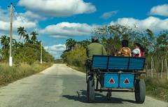 Local traffic (lezumbalaberenjena) Tags: carmita camajuani camajuaní villas villa clara cuba lezumbalaberenjena 2019