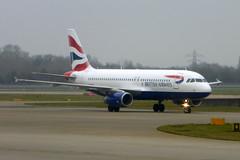G-EUYB Airbus A320-232 cn 3703 British Airways Heathrow 16Feb19 (kerrydavidtaylor) Tags: lhr egll londonheathrowairport a320 a320200