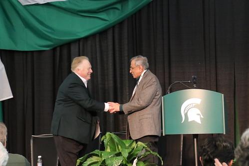 President's Basketball Reception, February 2019
