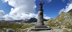 Col du Grand Saint-Bernard-3 (European Roads) Tags: col du grand saintbernard italy switzerland colle delle gran san bernardo alps
