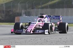 1902280489_stroll (Circuit de Barcelona-Catalunya) Tags: f1 formula1 automobilisme circuitdebarcelonacatalunya barcelona montmelo fia fea fca racc mercedes ferrari redbull tororosso mclaren williams pirelli hass racingpoint rodadeter catalunyaspain