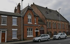 Chester 010319_DSC3210 (Leslie Platt) Tags: exposureadjusted straightened cheshirewestchester chester georgestreet