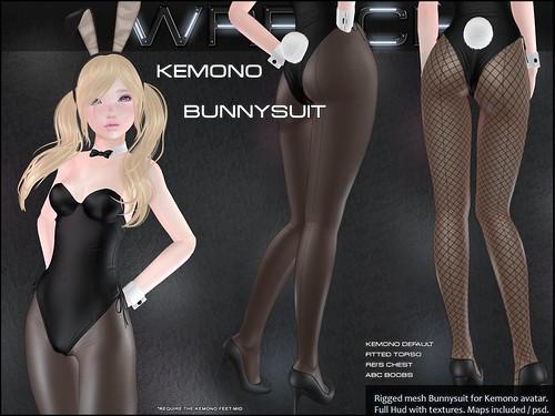 Kemono Bunnysuit