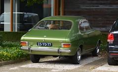 1973 Opel Kadett B Coupe 25-YD-77 (Stollie1) Tags: 1973 opel kadett b coupe 25yd77 enter