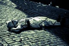 Zinneke 2018 - au pied du mur (saigneurdeguerre) Tags: europe europa belgique belgië belgien belgium belgica bruxelles brussel brüssel brussels bruxelas ponte antonioponte aponte ponteantonio saigneurdeguerre canon 5d mark 3 iii eos zinneke parade 8 mai mei 2018 zinnode aupieddumur