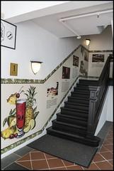 Stairway to Raffles Long Bar-1= (Sheba_Also 45,000 photos) Tags: stairway raffles long bar