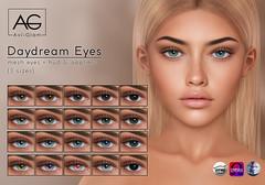 Daydream Eyes (Avi-Glam) Tags: eyes mesh catwa omega genus appliers skin fair