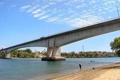 Kilifi Bridge (wilhelm_vanrooyen) Tags: bridge river nikon kilifi kenya