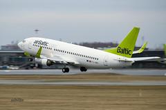 IMG_2471@L6 (Logan-26) Tags: boeing 73733a ylbbi msn 27454 air baltic riga international rix evra latvia airport aleksandrs čubikins fly flying