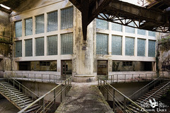 Centrale Idroelettrica / Powerplant V, Italy (ObsidianUrbex) Tags: abandoned central idroelettrica centrale digital photography electric hydroelectric industry italy powerplant urban exploration urbex